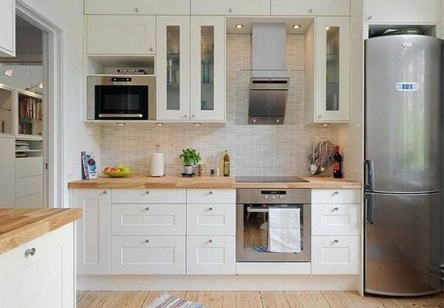 дизайн кухни современные идеи