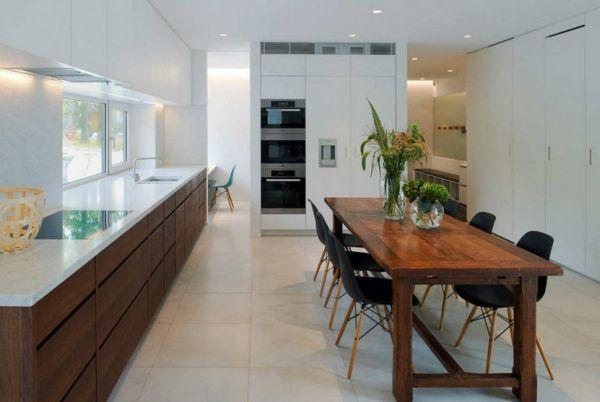дизайн кухни в фото в современном стиле