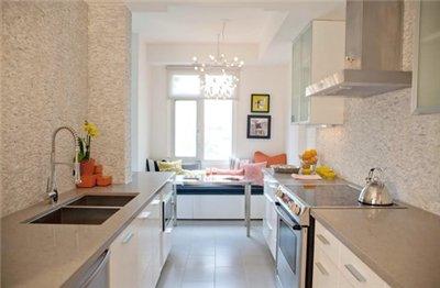 длинные узкие кухни