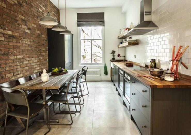 кухни в английском стиле
