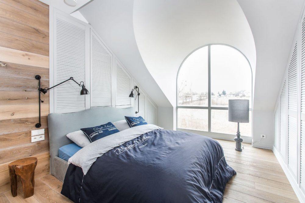 Арочный потолок