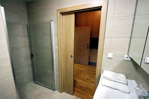 раздвижные двери для ванной