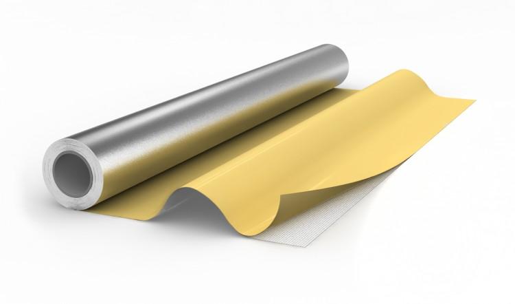 Рулонный шумоизоляционный материал