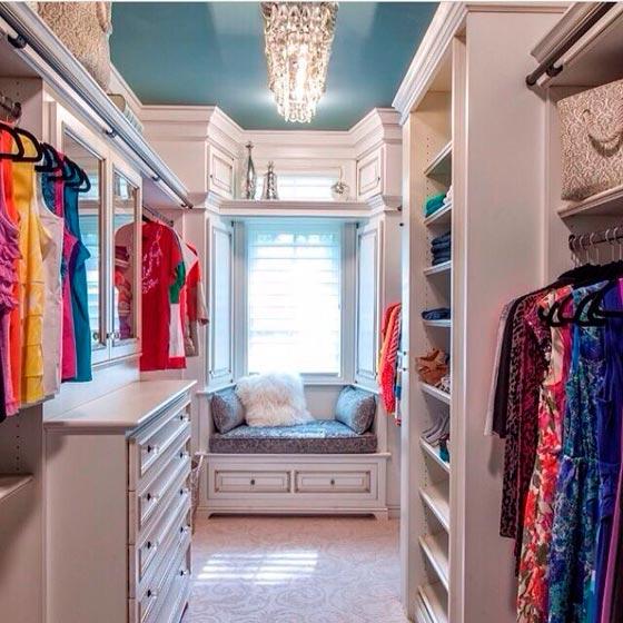 гардеробные комнаты дизайн проекты маленькие