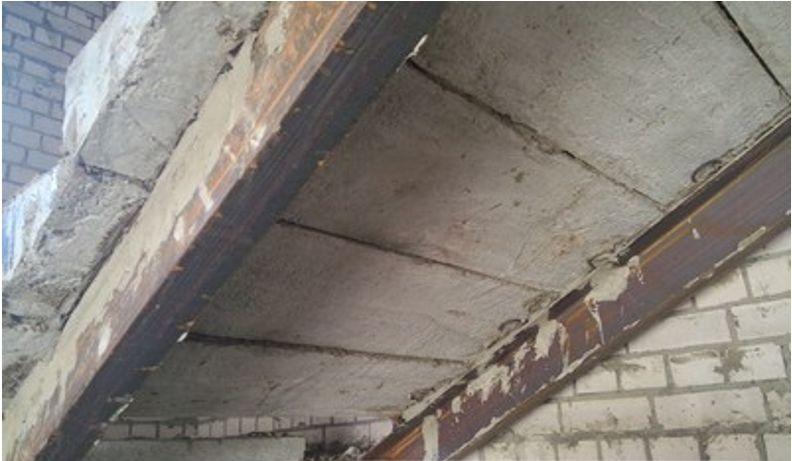 Готовые ступени для крыльца из бетона