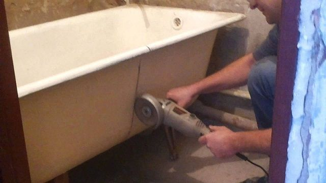 Печь из чугунной ванны своими руками: читаем во всех подробностях