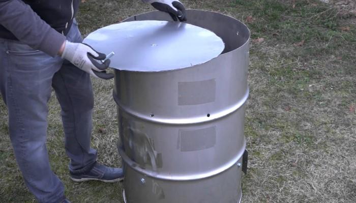 Подготовка тары