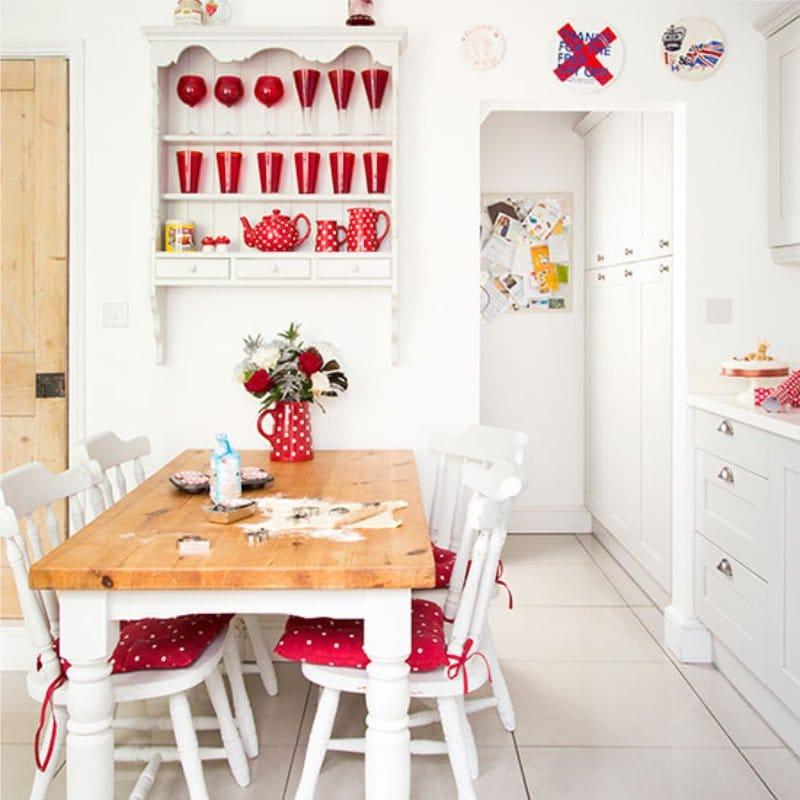 Кухонные аксессуары в английском стиле