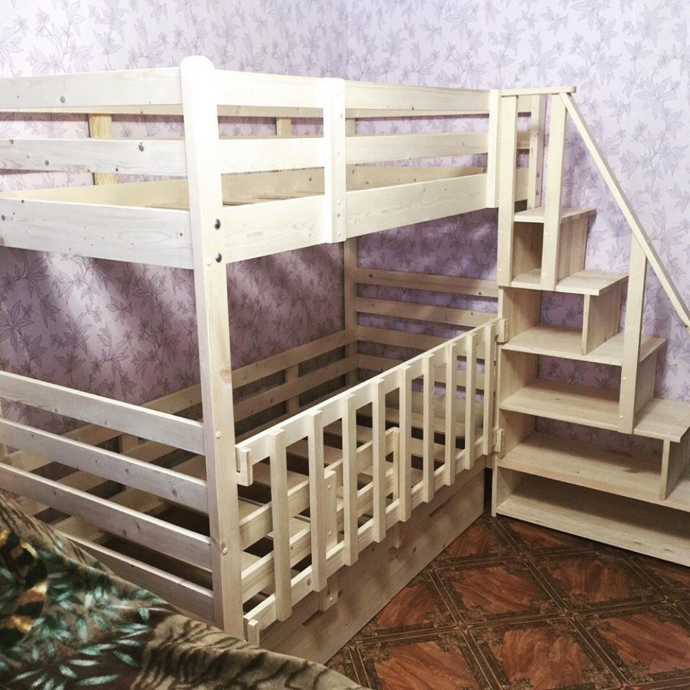 Лестница-стеллаж
