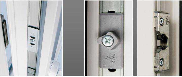 Магнитных замок для балконной металлопластиковой двери
