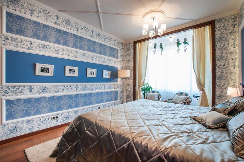 Новинки дизайна в коллекциях 2019 года: фото современных обоев для спальни