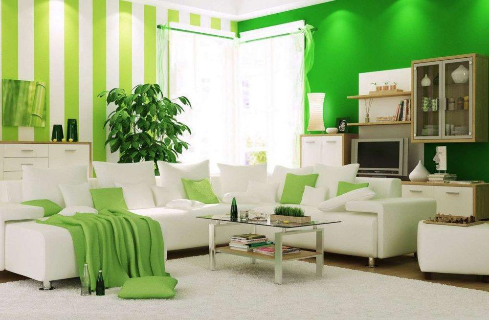 Изысканный зеленый цвет
