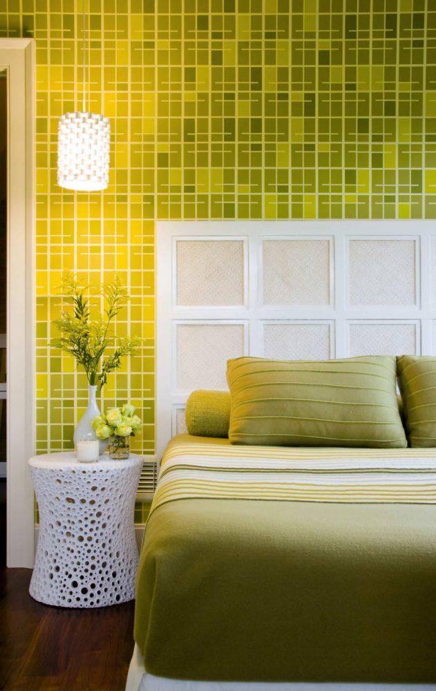 Яркий цвет для теплоты и уюта