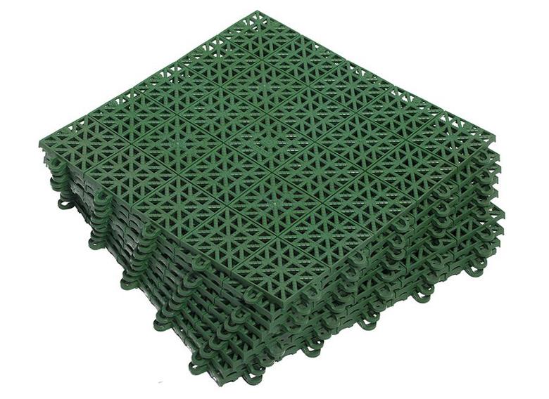 пластиковая плитка