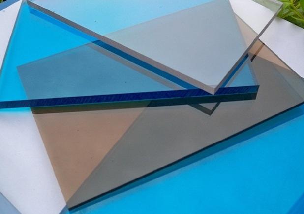 Вид монолитного поликарбоната