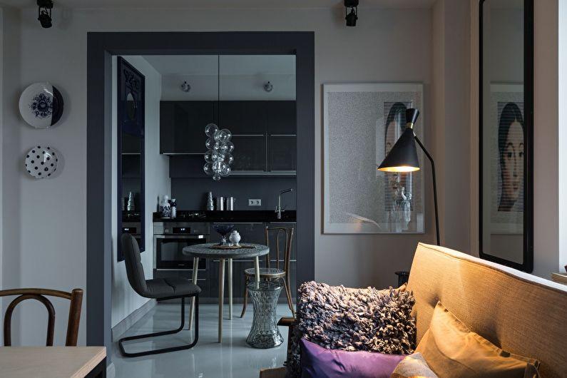 Дизайн маленькой квартиры от Ирины Крашенинниковой