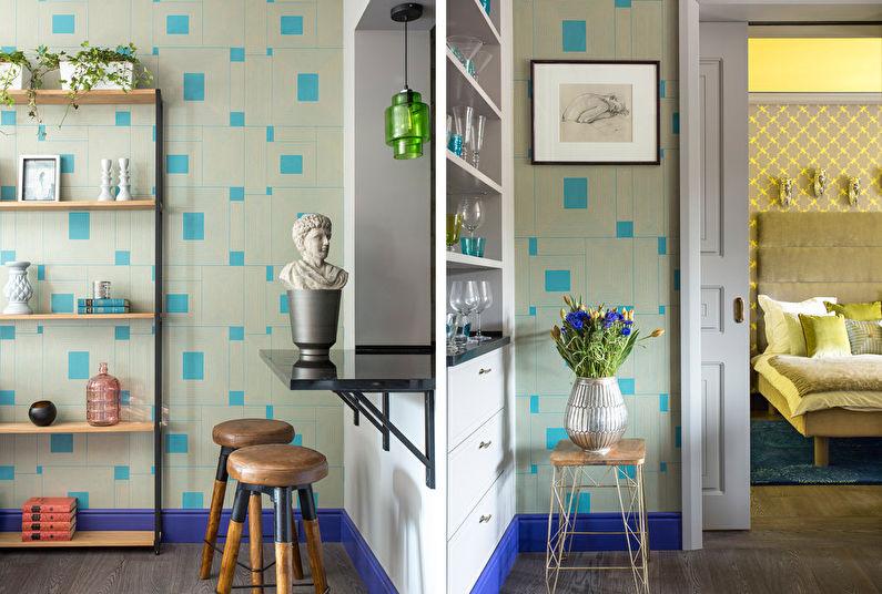Дизайн маленькой квартиры в Москве