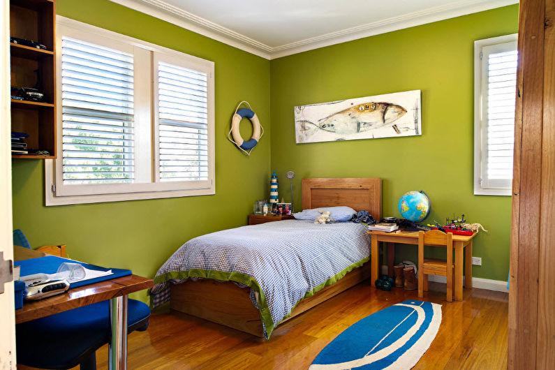 Флизелиновые обои для детской комнаты