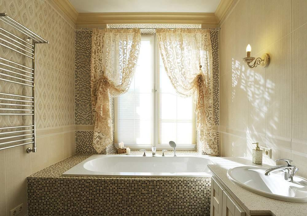 Солнечный свет в ванной дарит хорошее настроение