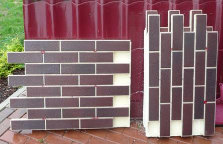 термопанели фасадные с клинкерной плиткой отзывы