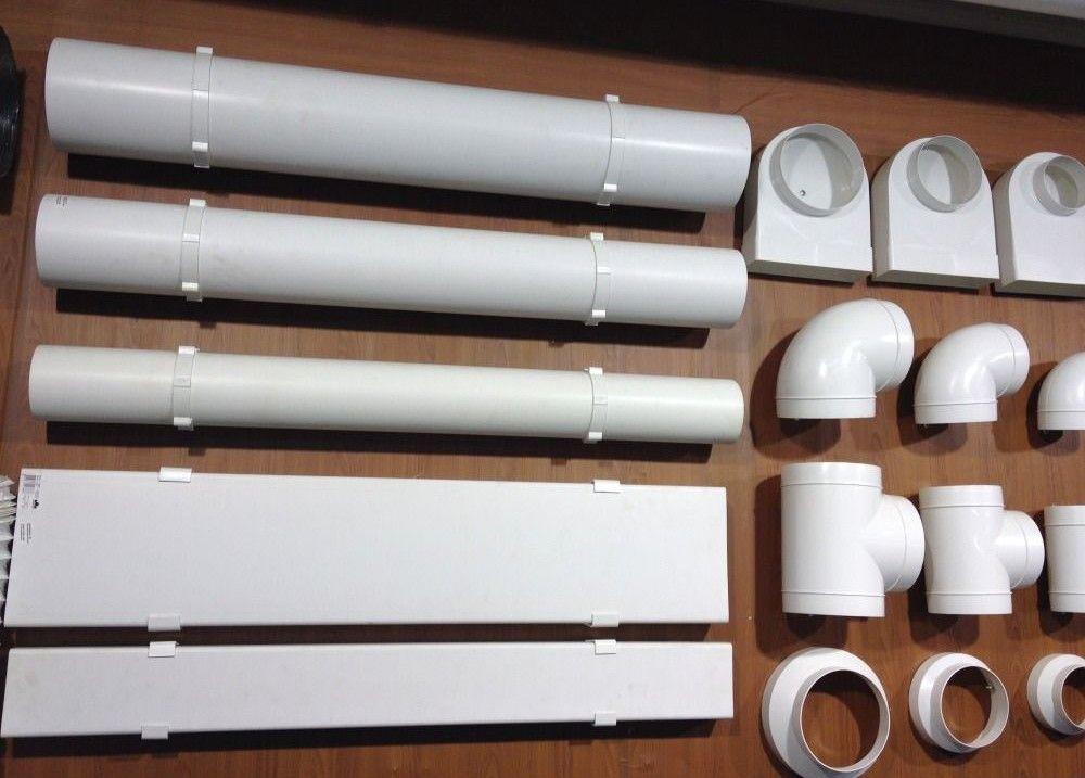 трубы для вентиляции в частном доме
