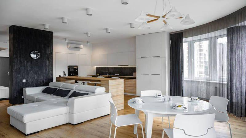 Удобный диван на ночь может трансформироваться в полноценное спальное место