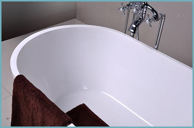 преимущества ванны из камня