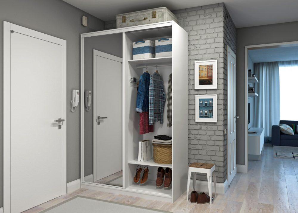 Шкаф для Ваших вещей и обуви